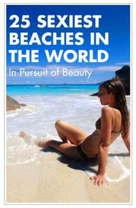 Sexy beaches in the world